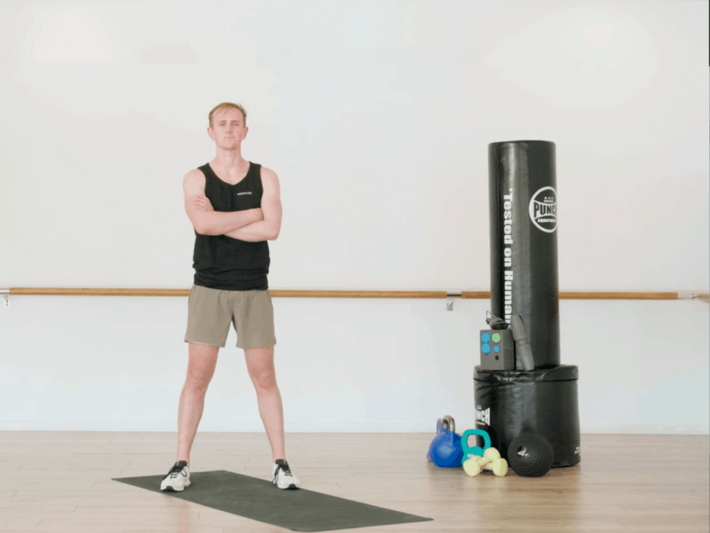 20 Minute Tabata Workout